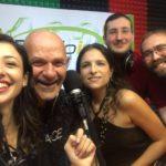 Sara Priolo, Marcello Mandreuccetti, Milvia Averna, Walter Tralongo e Mirko Ufo Valenti