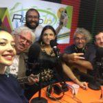 Sara Priolo, Giuseppe Calandra, Mirko Ufo Valenti, Milvia Averna, Maurizio Calandra e Walter Tralongo