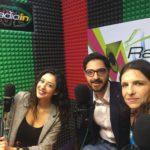 Sara Priolo, Alessandro Fricano e Milvia Averna
