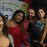 Sara Priolo, Rosi De Simone, Fabio Dolce e Milvia Averna