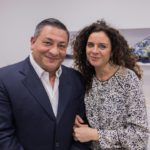 Domenico Bernabò e Chiara Chiaramonte