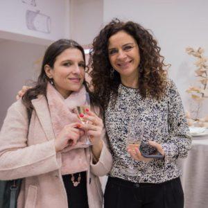 Milvia Averna e Chiara Chiramonte