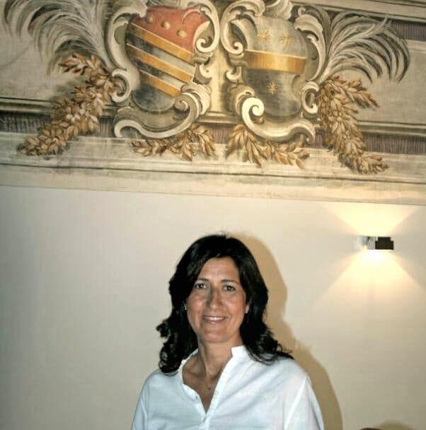l'architetto Sabrina Milone