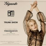 Locandina Trunk Show Bartolotta&Martorana da Gigante a Termini