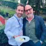 Nel giardino di Acanto a Palermo, presentazione del nuovo menu firmato dallo chef Salvatore Giuliano