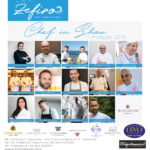 "Le Vie di Zefiro, NH Collection Taormina e Natale Giunta presentano ""Chef in Show"""