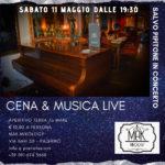 Mak Mixology, l'aperitivo sulle note del pianista Salvo Pipitone nella suggestiva Galleria delle Vittorie