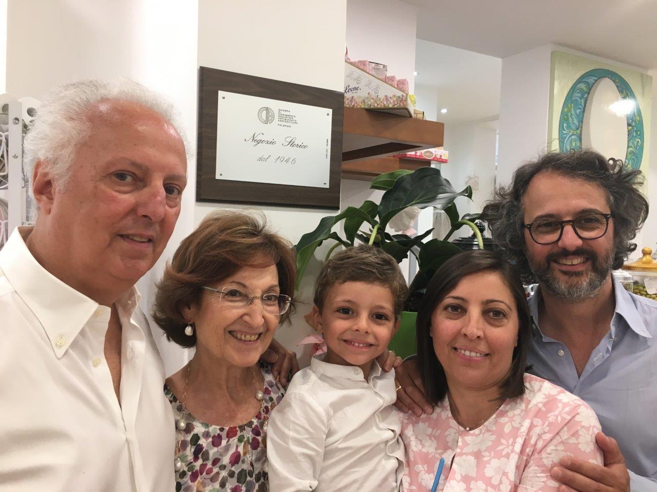 La famiglia Veniero