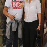 Salvo Sottile e la moglie Sarah Varetto