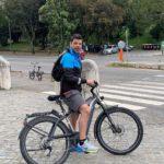 Salvo Sottile e la sua passione per la bici