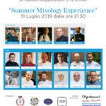 "All'Nh Taormina ""Summer Mixology Experience"": 10 Cocktail, 13 Chef e 5 fragranze"