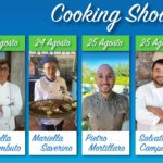 Full di chef per Marina d'Amare a Termini, sabato 24 e domenica 25 agosto