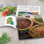 Nasce Sicilia in Bio Magazine, il primo magazine sul biologico siciliano
