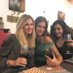Licia Raimondi, Milvia Averna e Sara Priolo