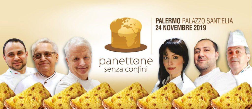 24 novembre a Palermo Panettone senza confini