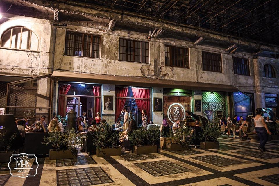 La Galleria Vittorio di Palermo dove ha sede Mak Mixology