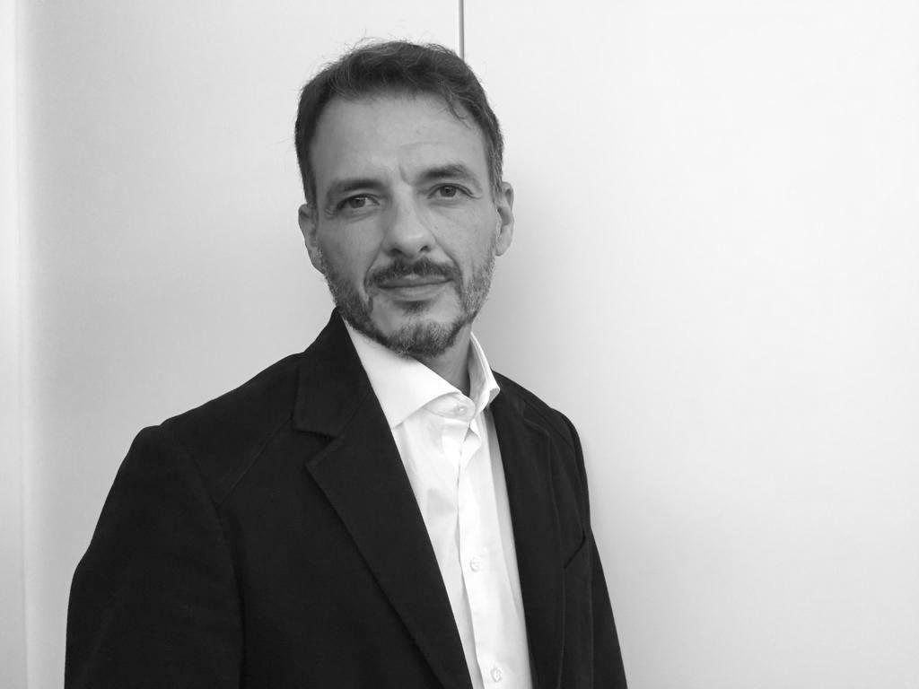 L'autore de La doppia spirale, Massimiliano Cardella