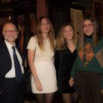 Mario, Elisabetta e Alice Medaglia, Caterina Aragona