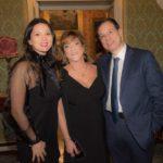 Nadia La Malfa, Anna Maria Saitta e Giuseppe Lupo