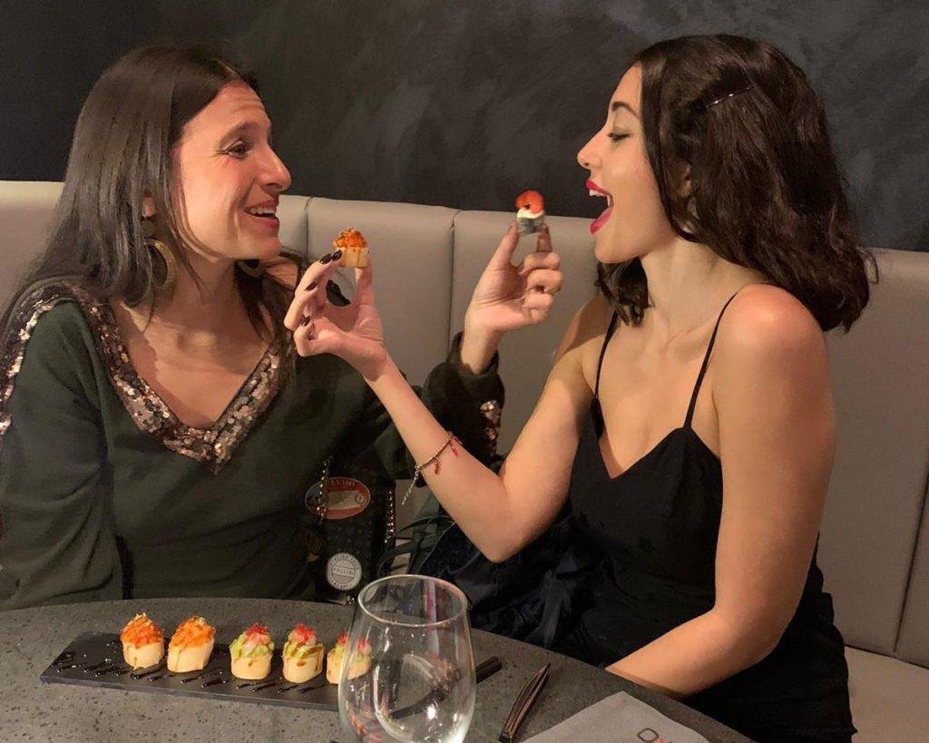 Milvia Averna e Sara Priolo le conduttrici di Glitter People