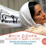 """""""Nasrin Sotoudeh: avvocato a tutti i costi"""" A Palermo va in scena 'uno spettacolo formativo'"""