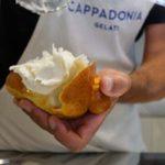 Tre coni del Gambero Rosso per il gelatiere siciliano Antonio Cappadonia