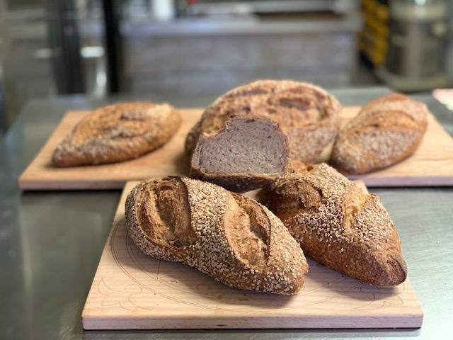 Il primo pane realizzato con i grani antichi degli Ambasciatori del Gusto