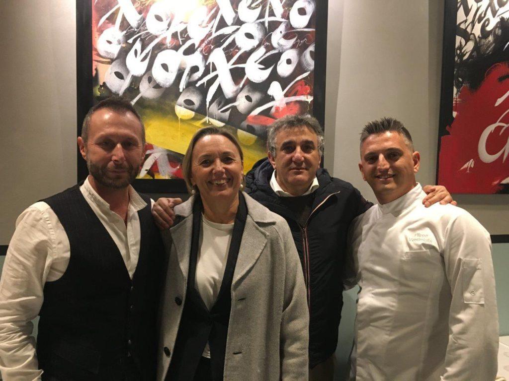 Gabriele Amato, Totò Orlando, Filippo Ventimiglia
