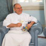 Chef Maurizio Urso porta sul palco di Expocook la storia del cioccolato di Modica