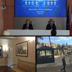 """A Palazzo D'Orleans, i giornalisti hanno una nuova """"casa"""". Inaugurata la sala stampa Beppe Alfano"""