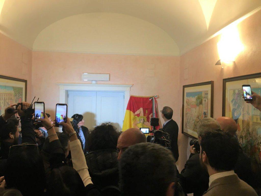 Sala stampa Beppe Alfano_ (2)