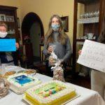 Coronavirus: Da una nonnina dolci di Pasqua per dire grazie agli angeli dell'ospedale di Partinico