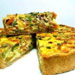 Tutti bravi con la pizza, ma chi sa fare la pasta brisé? Trionfo di verdure