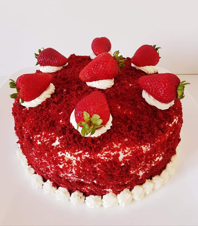 Red Velvet Cake di Tiziana Chef