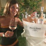 Albaria: il rosato delle cantine Pellegrino, sfida la pizza de La Braciera
