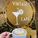 Per non perdere il rito del cornetto, Vintage70Cafe al centro di Palermo
