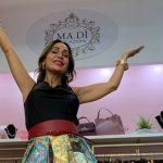 Marzia, la regina dei video social, rifà il look al suo Ma.Dì Creazioni